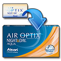 AIR OPTIX NIGHT   DAY AQUA