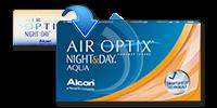 Afbeelding van AIR OPTIX NIGHT and DAY AQUA