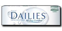 Afbeelding van Focus DAILIES Toric All Day Comfort