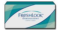 Afbeelding van Freshlook Dimensions (zonder sterkte)