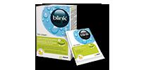 Blink lid-clean tissues
