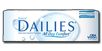 Afbeelding van Focus DAILIES Progressives All Day Comfort