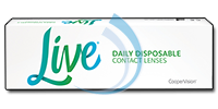 Afbeelding van Live daily disposable