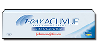 Foto van 1-DAY ACUVUE for ASTIGMATISM