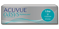Afbeelding van ACUVUE OASYS 1-Day with HydraLuxe
