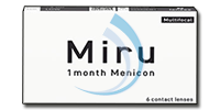Afbeelding van Miru 1month Menicon Multifocal